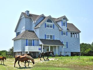 5 Bed Canalfront Wild Horses, Kayaks, Incredible Views - Corolla vacation rentals