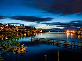 Waterfront Home Seattle Location (Magnolia) - Clinton vacation rentals