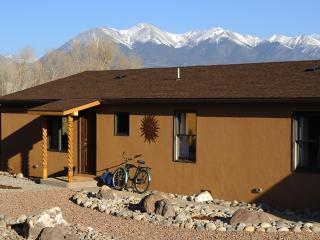 Angelview Fabulous Mt. Views from Town...Wildlife out the backyard! - Salida vacation rentals