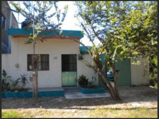 Front of Rental - La Penita Beach House Rental, Jaltemba Bay Nayarit - La Peaita de Jaltemba - rentals
