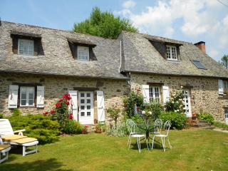 B and B in Private wing of a 19th Century house - Correze vacation rentals