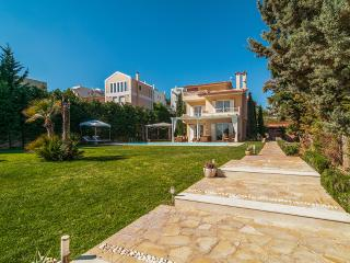 Villa with pool in Lagonisi Athens - East Attica Region vacation rentals
