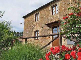 Podere Pecorino - Tuscan villa near Siena - Monticiano vacation rentals