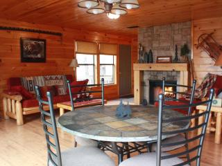 Peckerwood Knob Sunset Cabin; Mntns of SE Oklahoma - Oklahoma vacation rentals