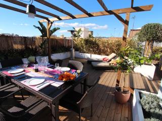 Picasso penthouse - Barrio Gotico - Barcelona vacation rentals