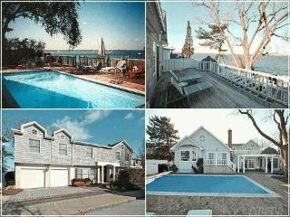 Family fun luxury waterfront home with pool. - Hempstead vacation rentals