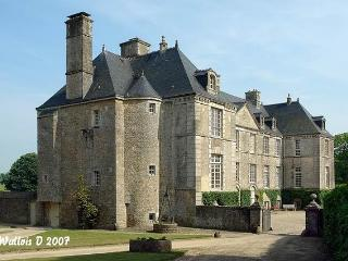 Historic XVII century castle in Normandy - Cherbourg-Octeville vacation rentals