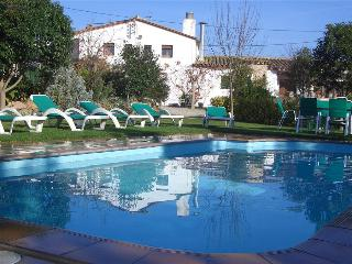 Majestic Catalan mansion in Riudarenes for 20 guests, located just outside of Girona - Catalonia vacation rentals