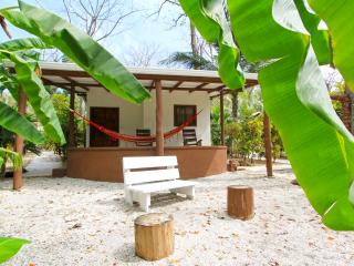 Poolside Bungalow in middle of Beachfront Property - Montezuma vacation rentals