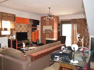 new double apartment - Thessaloniki vacation rentals