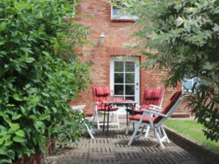 Vacation Apartment in Gorlosen - 377 sqft, quiet, natural, bright (# 4935) - Boek vacation rentals