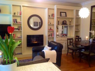 Beautiful Garden Apt with Private Rear Porch - Toronto vacation rentals
