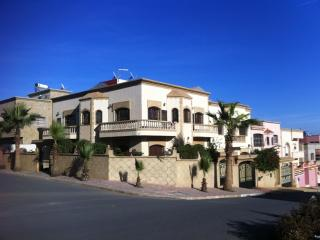 3 air-conditioned bedroom apartment on first floor - Rabat vacation rentals