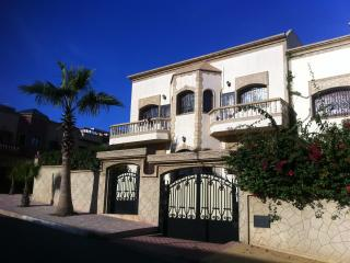 spacious & family friendly 5 BR villa, Ocean views - Salé vacation rentals