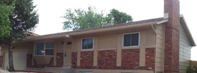 Beautiful ranch style home - The Palmer furnished vacation rental - Colorado Springs - rentals