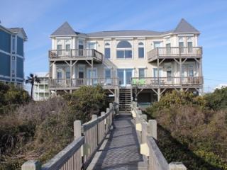 Sand Castle-SAT 4BR - Emerald Isle vacation rentals