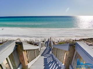 Tranquility on the Beach-Beach Front Condo-HEATED POOL!  Book Today - Panama City Beach vacation rentals