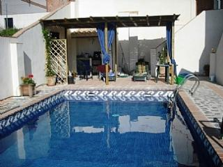 CASA AMARILLA, very big family villa with pool and wifi - Lecrin Valley vacation rentals