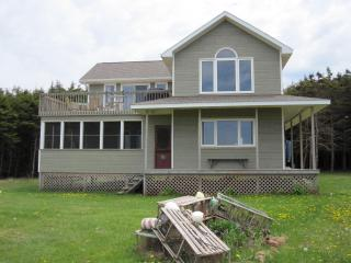 Ocean Front Cottage On The Unspoiled North Eastern - Prince Edward Island vacation rentals