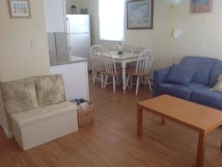 Beach block 2b/2b First Floor - cozy, clean, pets. - Jersey Shore vacation rentals