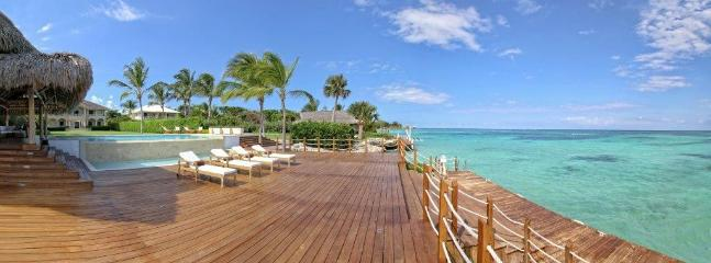 Private ocean front - Oasis on the Ocean, Villa, Punta Cana Marina - Punta Cana - rentals