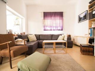 stylish super central 1br apartment - Gedera vacation rentals