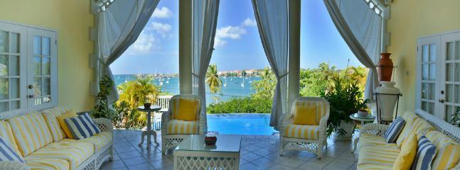 Swallow Villa - 3 Bedroom Luxury Villa Grenada - Image 1 - Lance Aux Epines - rentals