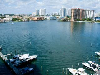 Water view 2 br. appartment in Sunny Isles Beach 1202 - Sunny Isles Beach vacation rentals
