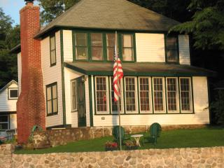 Historic Adirondack Lakefront Home - Star Lake vacation rentals