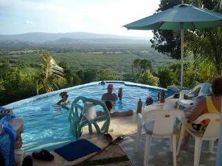 Casa Blanca, Pool, Beach, Views of Mountains & Bay - Punta Rucia vacation rentals