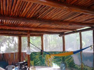 Cabaña on the Beach of peacefull Tulum - Tulum vacation rentals