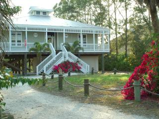 Beautiful Barrier Island Beach House with New Pool, Spa and Dock - Englewood vacation rentals