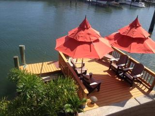 Waterfront and Golf Island Home away from Home - Dunedin vacation rentals