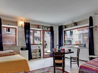 Venice Castello studio on canal - Venice vacation rentals