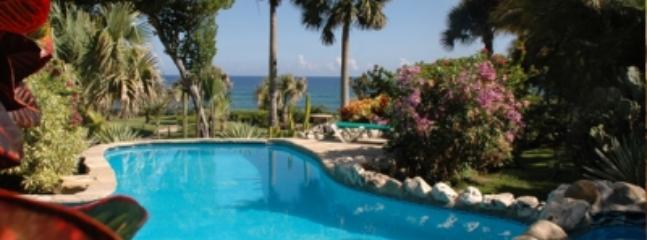 6 Bedroom Villa Surrounded by Tropical Gardens in Sosua - Image 1 - Sosua - rentals