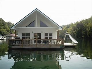 4 Bed 2 Bath Floating Home on Norris Lake - Lake City vacation rentals