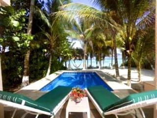 Cozy Beachfront Villa Las Palmas- Puerto Aventuras - Xpuha vacation rentals
