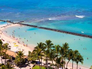 WAIKIKI WYNDHAM - BEACH, A/C, WIFI, POOL, SAUNA, B - Oahu vacation rentals