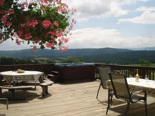 Lazy Acres Lodge. Sleeps up to 12 people. Groups w - Rockbridge Baths vacation rentals