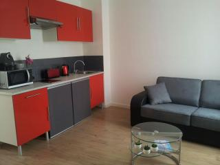 5 min walk from Croisette/Palais. Lovely 2 room. - Cannes vacation rentals