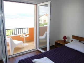 Apartment Bela A1 - New apartment (2013) by the sea - Arbanija vacation rentals