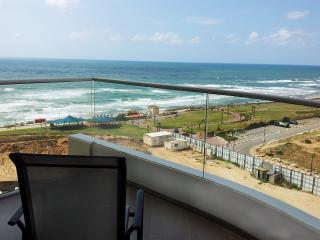 Luxury Apt + SeaView +Private Beach - Gedera vacation rentals