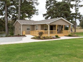 Pond-side Guest Cottage at The Rock Ranch - Barnesville vacation rentals