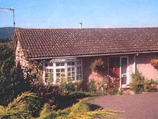 Front of Casita Alta - Casita Alta, Monmouth, Wales - Monmouth - rentals