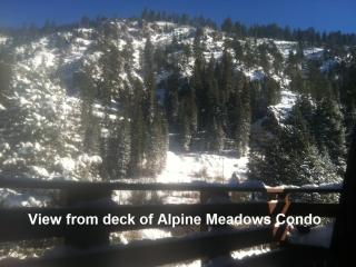 Lux.Tahoe by Squaw Valley,Alpine Meadows w HOT TUB - Lake Tahoe vacation rentals