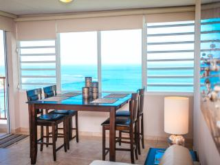 Amazing Beach Front Apartment with Oceans Views!!! - Luquillo vacation rentals