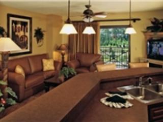 Living Room and Kitchen - Disney Bonnet Creek Resort Dec 19-26 2014 $200 p/n - Orlando - rentals