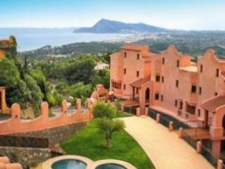 the residence - Fabulous views from upscale hilltop condo - Altea la Vella - rentals