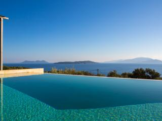 Villa Portokali - Spacious, luxury villa with endless seaview - Sivota vacation rentals