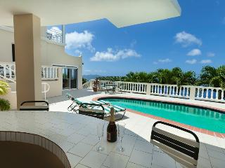 Emerald Crest at Lower Estate, Tortola - Ocean View, Amazing Sunset Views, Pool - Tortola vacation rentals